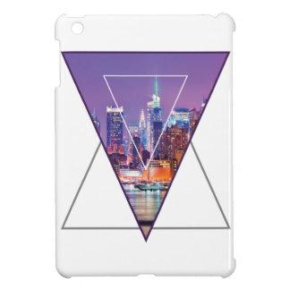 Wellcoda Urban City Soul Life Sky Line Love iPad Mini Cover