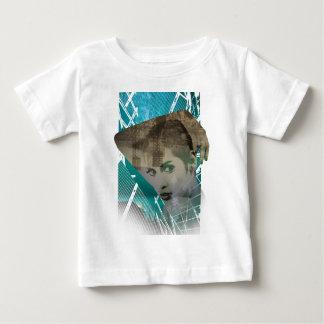 Wellcoda Urban Girl Portrait Surreal View Baby T-Shirt