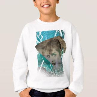 Wellcoda Urban Girl Portrait Surreal View Sweatshirt