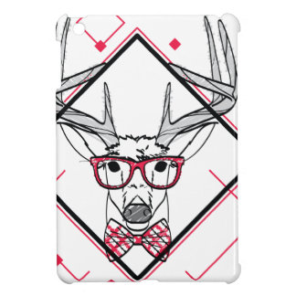 Wellcoda Urban Reindeer Swag Hipster Stag Cover For The iPad Mini