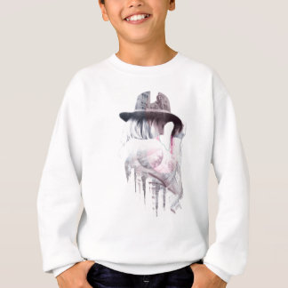 Wellcoda Urban Women Portait City Sight Sweatshirt