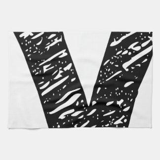 Wellcoda V Epic Brand Print Dream Fun Tea Towel