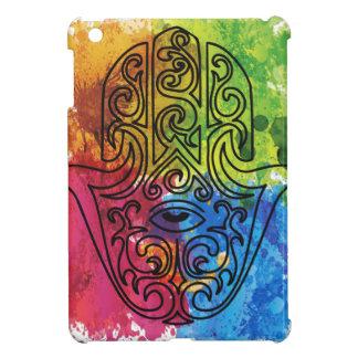 Wellcoda Vibrant Indian Symbol Asian Life iPad Mini Cover