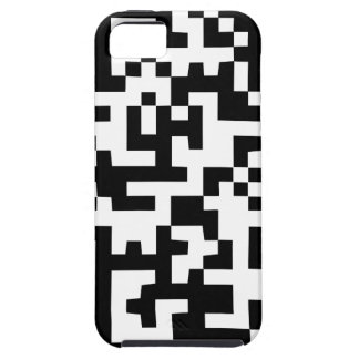 Wellcoda Vintage Apparel Code Neo Barcode iPhone 5 Covers
