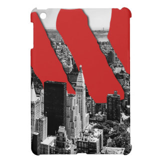 Wellcoda Vintage Apparel NYC New York Fun Cover For The iPad Mini