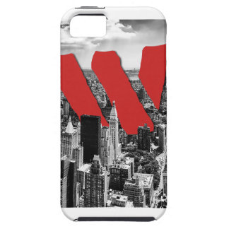 Wellcoda Vintage Apparel NYC New York Fun iPhone 5 Cover
