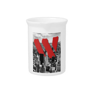 Wellcoda Vintage Apparel NYC New York Fun Pitcher