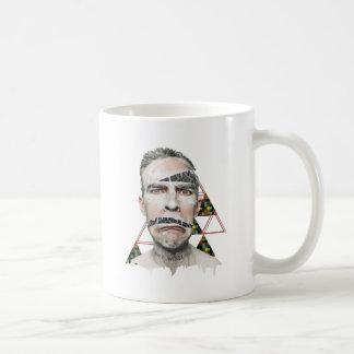 Wellcoda Wifi Wireless Human Sad Face Coffee Mug