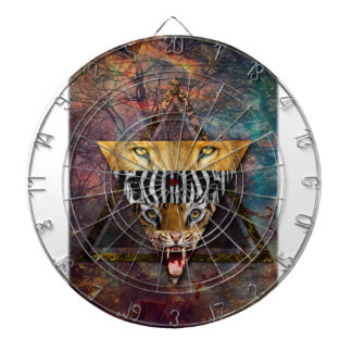 Wellcoda Wild Animal Adventure Wildlife Fun Dartboard