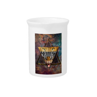 Wellcoda Wild Animal Adventure Wildlife Fun Pitcher