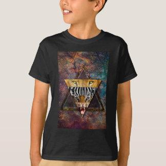 Wellcoda Wild Animal Adventure Wildlife Fun T-Shirt