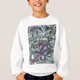 Wellcoda Wild At Heart Snakes Cobra Venom Sweatshirt