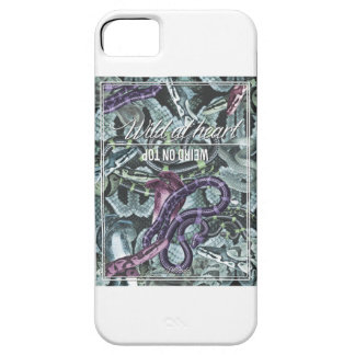 Wellcoda Wild At Heart Weird On Top Snake iPhone 5 Cover