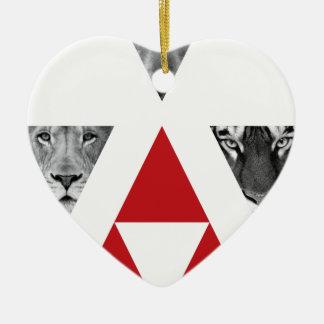 Wellcoda Wild Dangerous Animals Wildlife Christmas Ornament
