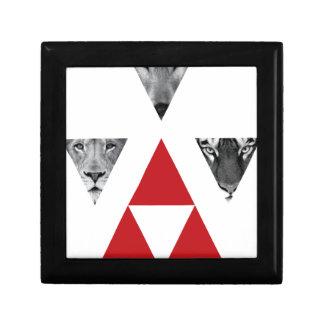 Wellcoda Wild Dangerous Animals Wildlife Gift Box