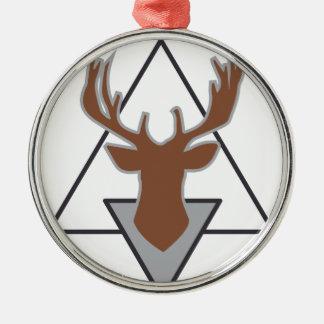 Wellcoda Wild Deer Stag Animal Big Game Christmas Ornament