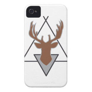 Wellcoda Wild Deer Stag Animal Big Game iPhone 4 Cases
