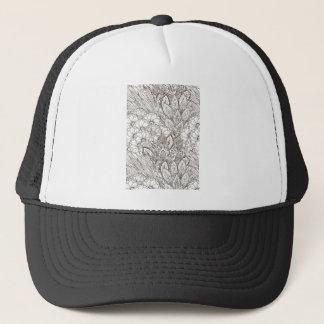 Wellcoda Wild Nature Plants Flower Bloom Trucker Hat
