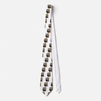 Wellcoda Wild Nature Wolf Pack Lone Grey Tie