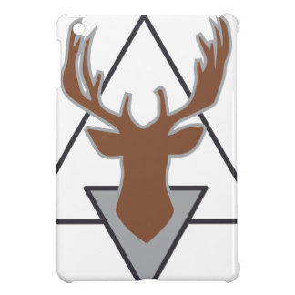 Wellcoda Wild Stag Deer Animal Hunt Month Case For The iPad Mini