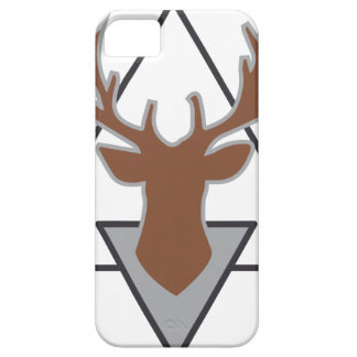 Wellcoda Wild Stag Deer Animal Hunt Month iPhone 5 Cases