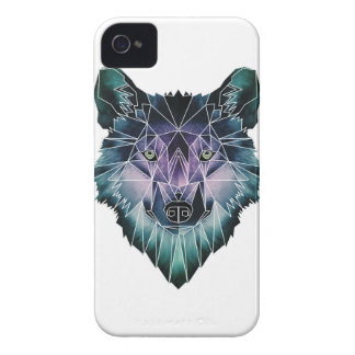 Wellcoda Wild Wolf Face Pack Animal Life iPhone 4 Case-Mate Cases