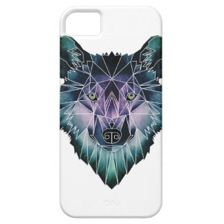 Wellcoda Wild Wolf Face Pack Animal Life iPhone 5 Covers