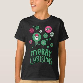 Wellcoda Winter Celebration Santa Claus T-Shirt