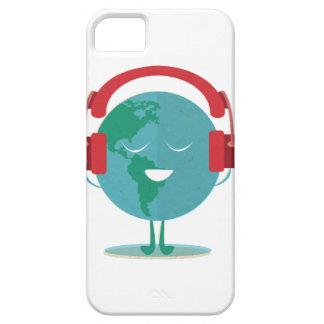 Wellcoda World Beats Music Global Tune iPhone 5 Cover