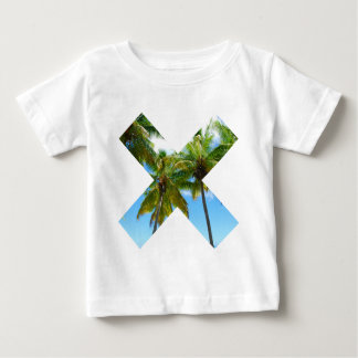 Wellcoda X Cross Paradise Vote Holiday Fun Baby T-Shirt