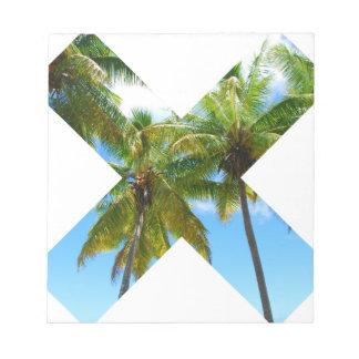 Wellcoda X Cross Paradise Vote Holiday Fun Notepads