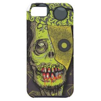Wellcoda Zombie Dead Monster Scary Creepy Case For The iPhone 5