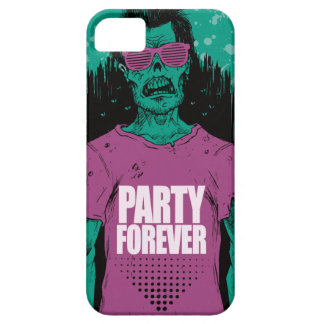 Wellcoda Zombie Monster Party Scary Dead iPhone 5 Cover