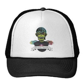 Wellcoda Zombie Pilot Captain Aviator Fly Cap