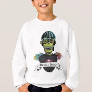 Wellcoda Zombie Pilot Captain Aviator Fly Sweatshirt
