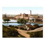 Wellcome & Co.'s factory Dartford England Postcards
