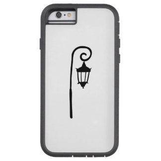 Wellesley College Lamppost iPhone Case 6/6+ Tough