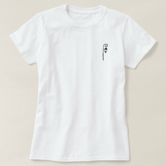 Wellesley college lamppost women's t front pocket T-Shirt
