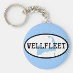 Wellfleet Keychain