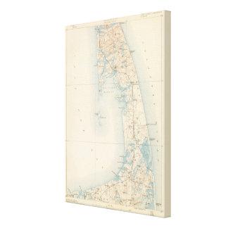 Wellfleet, Massachusetts Stretched Canvas Prints