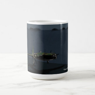 Wellington Bomber 1941 Basic White Mug