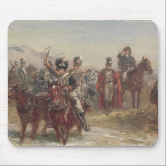 Wellington in Spain (oil on panel) (pair of 124470 Mouse Mat
