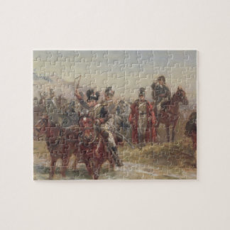 Wellington in Spain (oil on panel) (pair of 124470 Puzzles