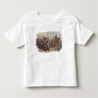 Wellington in Spain (oil on panel) (pair of 124470 Toddler T-Shirt