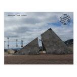 Wellington (Neuseeland) Postkarte