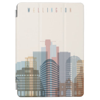 Wellington, New Zealand | City Skyline iPad Air Cover