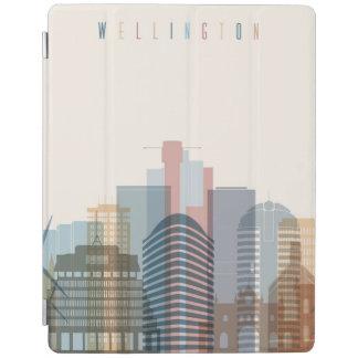 Wellington, New Zealand | City Skyline iPad Cover