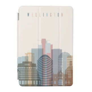 Wellington, New Zealand | City Skyline iPad Mini Cover