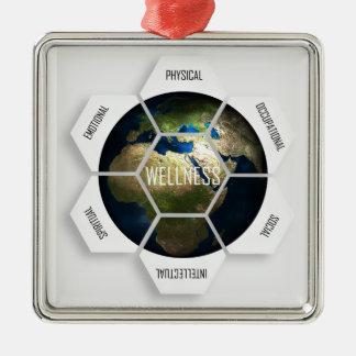 Wellness Dimensions Christmas Ornament