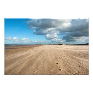 Wells next the Sea beach Photo Print